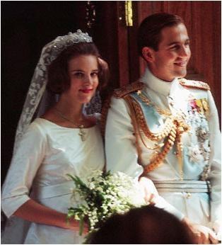 Queen Anne-Marie of Greece née Princess of Denmark - by Jørgen Bender -  September 18, 1964