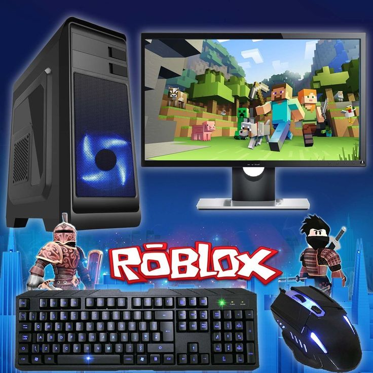 Awesome Only Our lowest price ever on a full gaming and home PC setup ideal for young children to work or play on