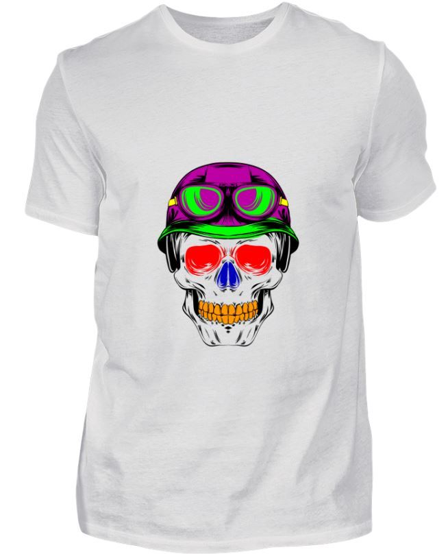 the latest 6a8ac 2bdab Funky skull in 2019 | Kunst Merch Shop's | Shirts, Shirts ...