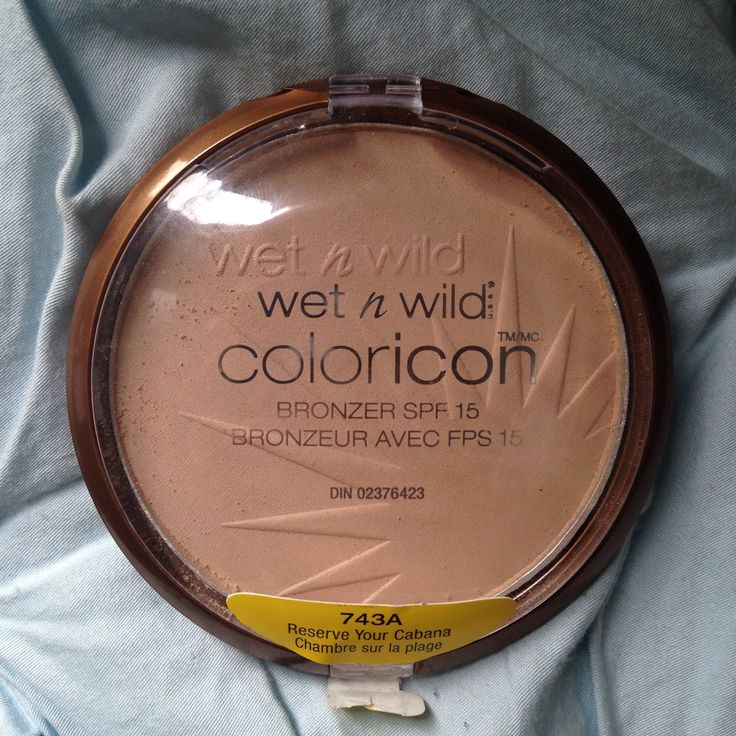 Reserve your cabana! - the best drugstore bronzer.