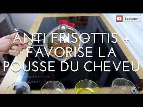 ▶ DIY : SHAMPOING SOLIDE ANTI-FRISOTTIS QUI FAVORISE LA POUSSE DU CHEVEU ! - YouTube