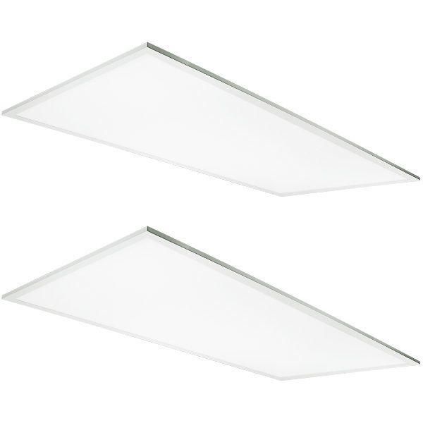 2x4 Led Panel 5000 Lumens 5000k Tcpfp4uzd5050k Led Panel Led Panel Light Led