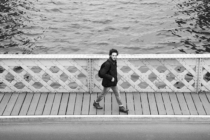 Collection Automne Hiver 2016 • Fall Winter 2016 • La parka Ozu et le jean Ovide