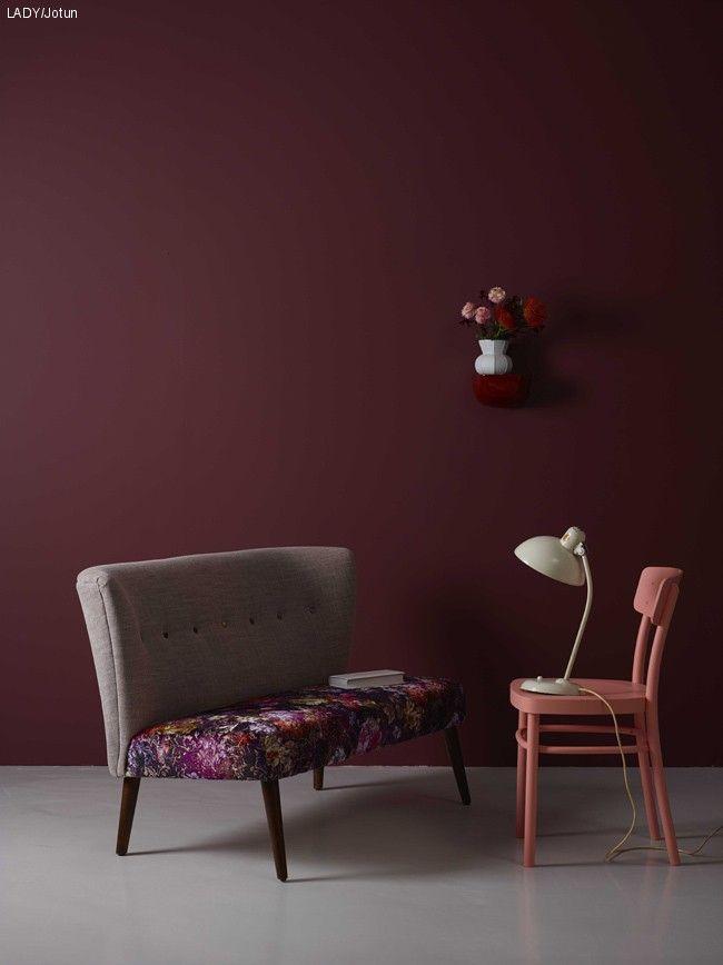 Woontrend: Marsala | Inspiratie | Eijerkamp #woontrend #interieur #wooninspiratie