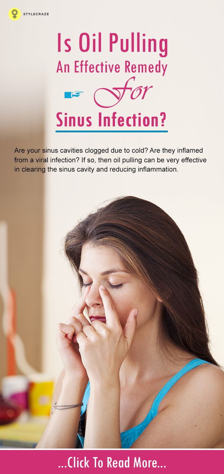 Are your sinus cavities clogged due to cold? Are they inflamed from a viral infection?