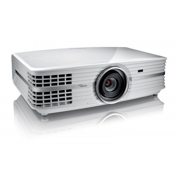 Proyector Optoma 4K UHD Modelo UHD550x 2800 Lumenes , 500.000:1 Contraste , Compatible HDR , SDR a HDR , Altavoces 8W , Lenshift vertical +15%