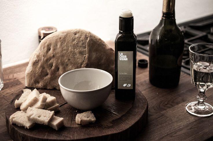 Identity & packaging for Tuscan vineyard and olive grove La Casa Vigna: MayK - Kristina May Olsen