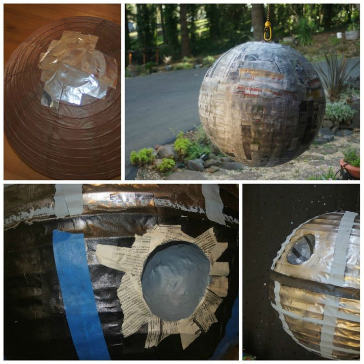 Build a Death Star