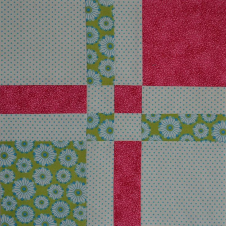 Disappearing Nine Patch Quilt Instructions | Free Quilt Patterns: Disappearing 9 Patch, 16 Patch and Twist/Turn ...