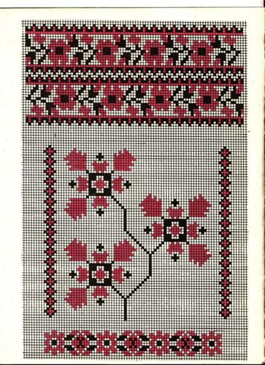 Gallery.ru / Фото #43 - 155 знаков украинской стародавней вышивки - vimiand