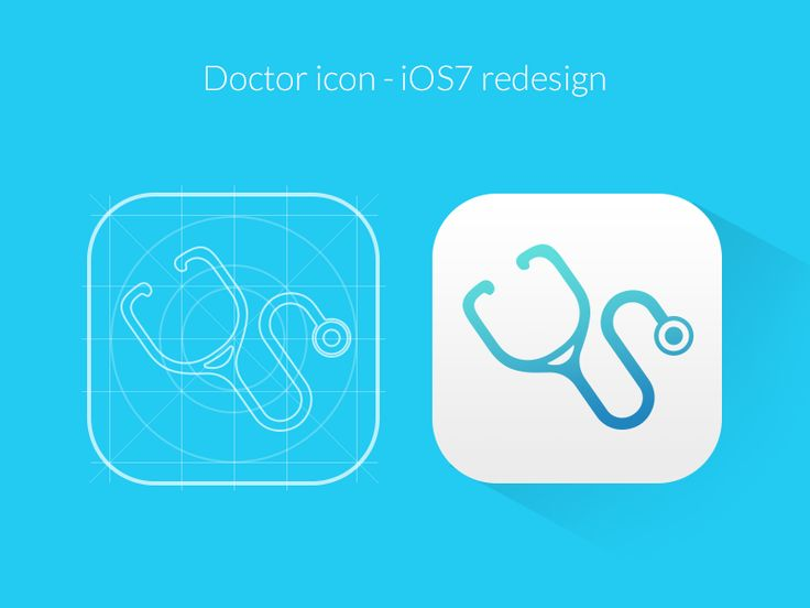 Doctor icon - for iOS7 App