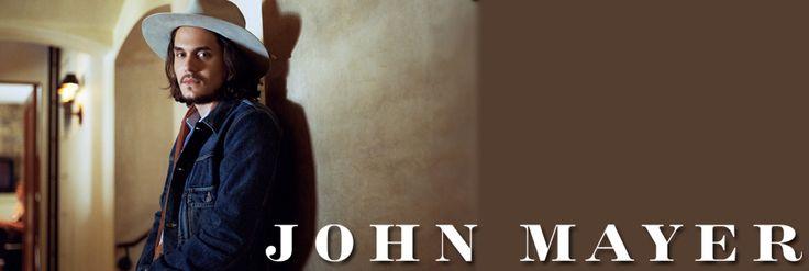 ジョン・メイヤー   SonyMusic