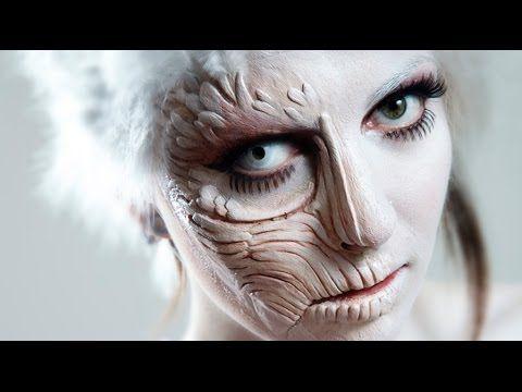 BELLAS PERO ENFERMAS... la verdad del maquillaje (2)