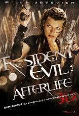 Resident Evil tuvo muy buena aceptación por la trama que maneja. Una mujer genéticamente adaptada que combate zombies, interesó a más de uno.