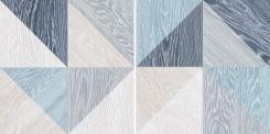 Gayafores Melange Blue 33.15x33.15