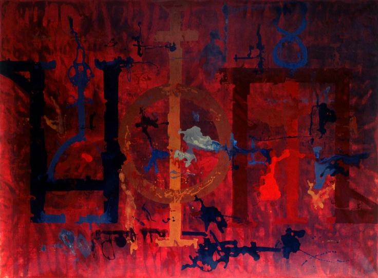 Stefan Ramniceanu - 1998 | 417 x 312 cm