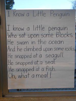 For the Children: Penguin Mania
