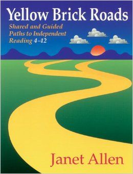 Professional Collection.  Ideas and methods designed for teachers for helping students with independent reading. Read the review at Pembroke Publishers: https://www.pembrokepublishers.com/book.cgi?isbn=9781571103192