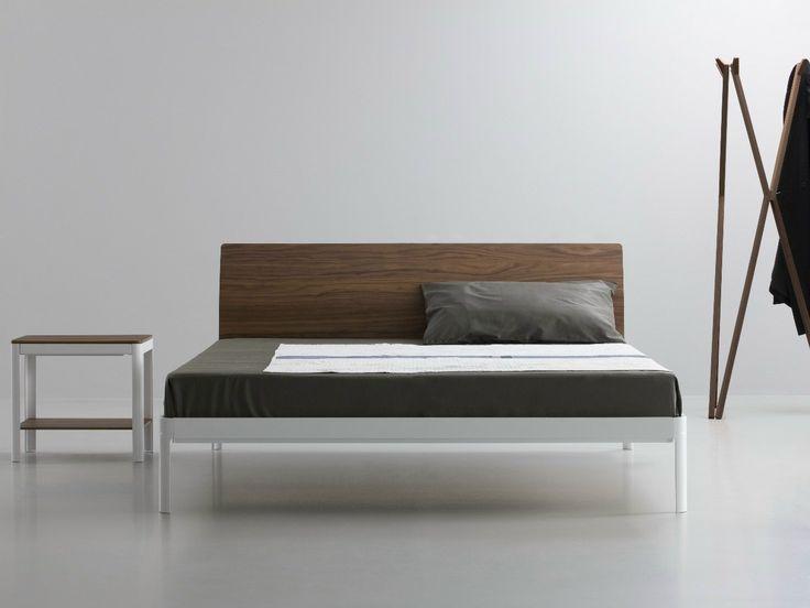 PLANE Letto matrimoniale by iCarraro italian makers design Luciano Bertoncini