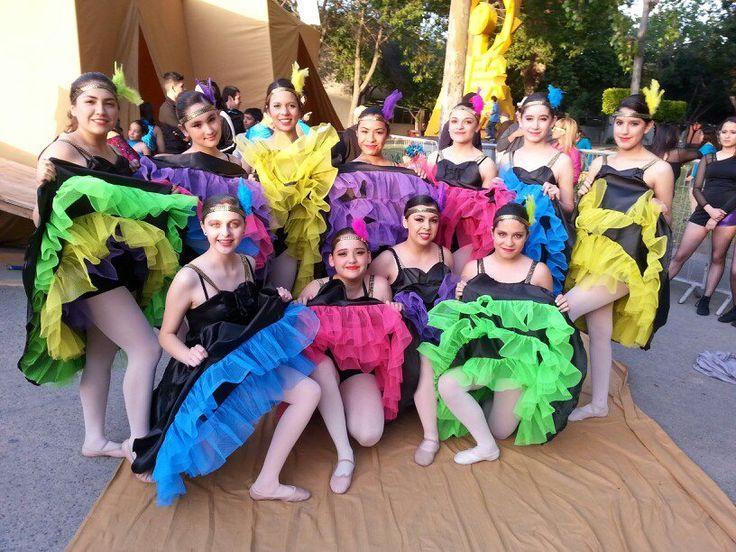 Ballet en Tijuana.