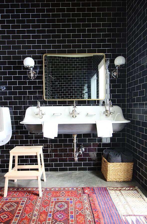 10 best fliesen images on Pinterest Bathroom, Bathrooms and Showers - laminat in küche verlegen