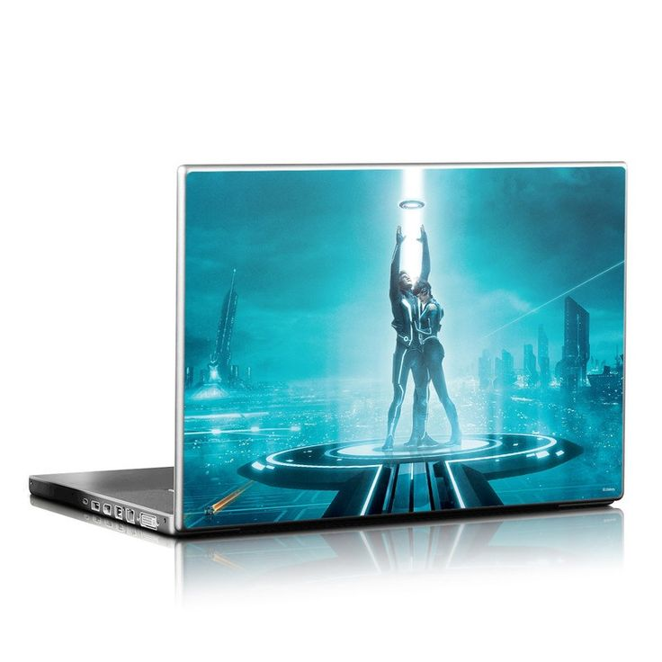 Laptop skin legacy by tron decalgirl laptop skin