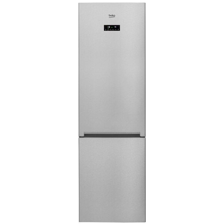 Combina frigorifica Beko RCNA400E20ZX, 354 l, Clasa A+, Neo Frost, H 201, Inox Amprenta