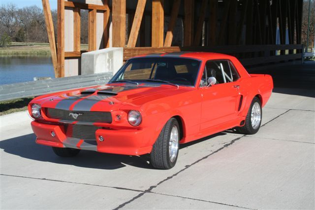 1965 1966 Mustang Eleanor Body Kit E2 Body Kit Free Shipping Mustang Pony Car 1966 Ford Mustang