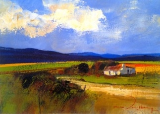 Lone Cottages - Alice Art Gallery