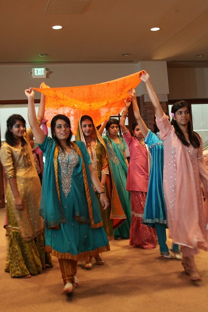 Pakistani Wedding Procession
