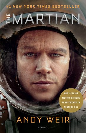 ANDY WEIR - The Martian - Hardcover