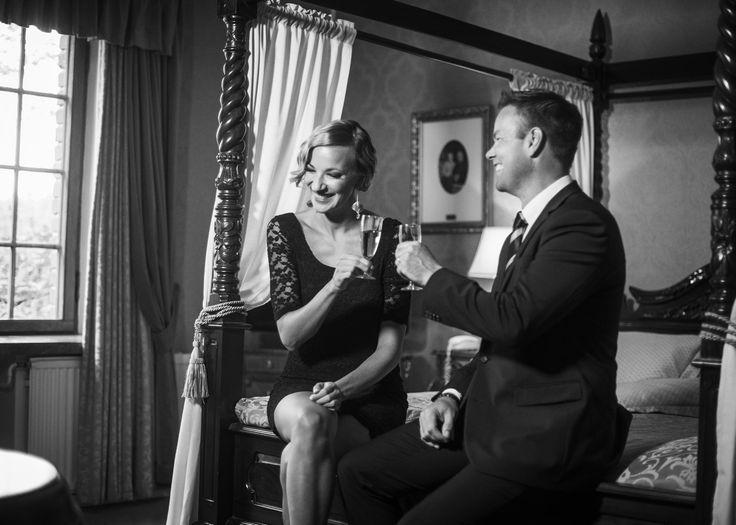 Nauti linnan suiten luksuksesta -  Enjoy the luxury of the castle's suite. #Vanajanlinna #hotel #romantic #enjoy #luxury