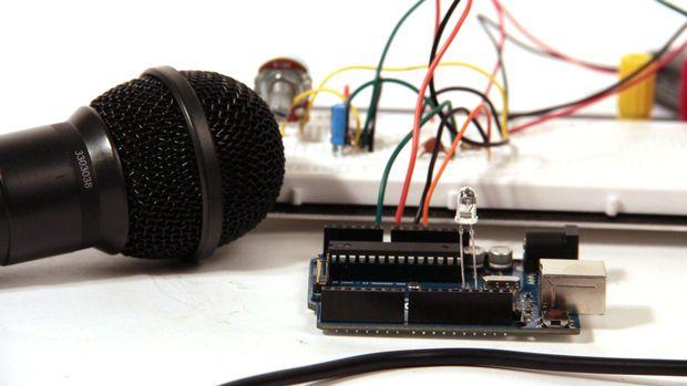 Picture of Arduino Audio Input