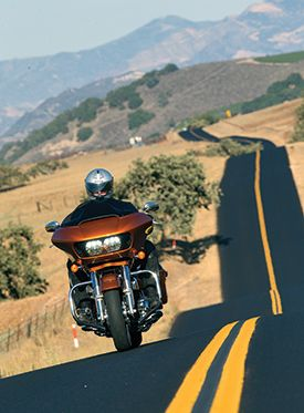 2015 Harley-Davidson Road Glide Special. Click to read our review from the November 2014 issue of Rider magazine.