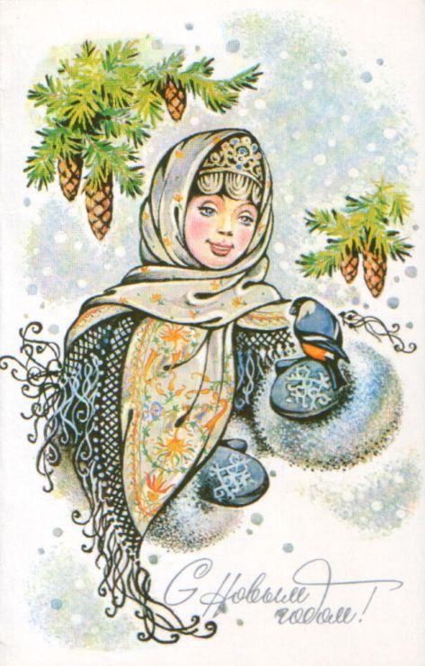 (35) Gallery.ru / Фото #101 - Зима и Новый год - le-mour