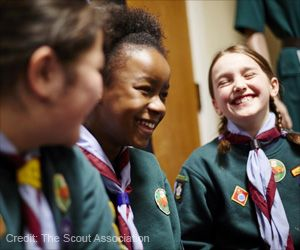 Scouts and Guides During Childhood Improves Mental Health