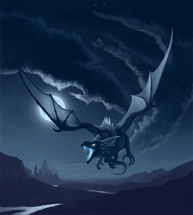 17 Best ideas about Blue Dragon on Pinterest | Dragon art ...