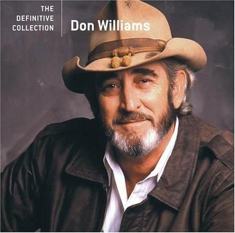 heartbeat in the darkness- Don Williams.  love this guy!