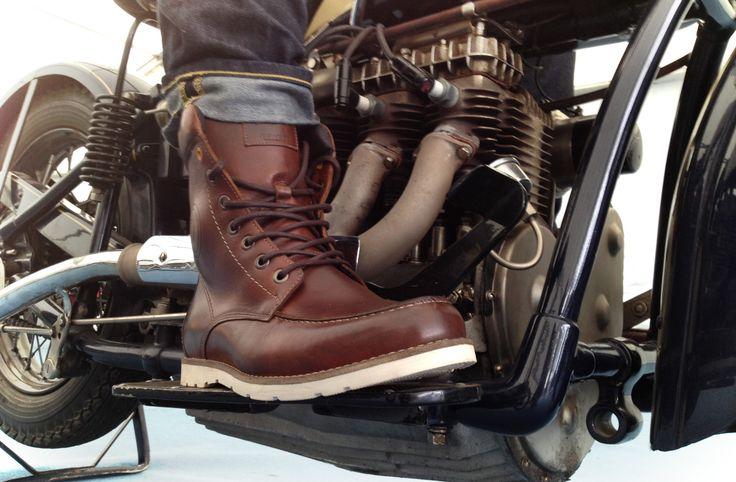 Rev'it Mohawk Boots