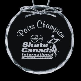 """Promotional Products Ideas That Work: Optical Ornament - Round 3"""". Get yours at www.luscangroup.com"""