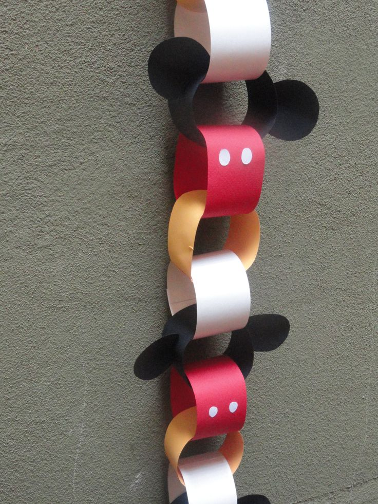 decoracion de Mickey