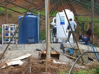 Penjernih Air HYDRO tidak hanya mumpuni untuk rumah tangga saja. Tetapi juga bagus untuk kebutuahn rumah tangga industri. Seperti yang dilakukan Universitas Malahayati dan Rumah sakit Bintang Amin Husada, Tanjung Karang-Bandar Lampung.