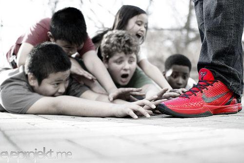 Nike Air Zoom Kobe VI iD PE DeMar DeRozan