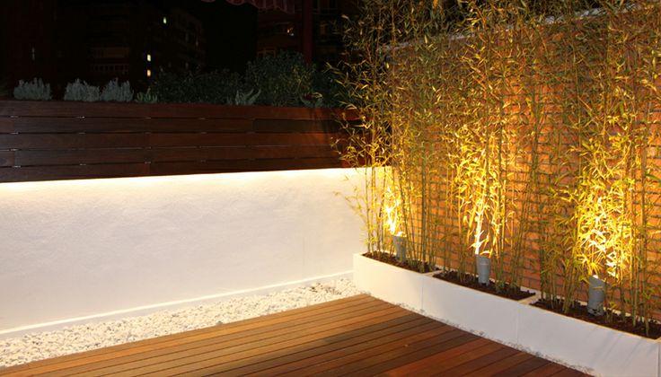 17 best images about iluminaci n en jardines on pinterest - Iluminacion de jardin ...