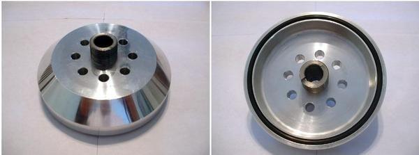 Standard Oil Filter Conversion Kit - Version A: See Fitment Chart