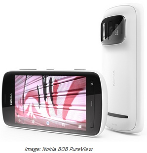 Nokia 808 pureview has pushed the consumption capacity of data to a completely new level.
