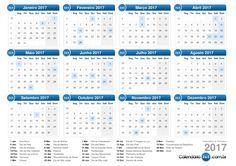 Calendário 2017                                                       …