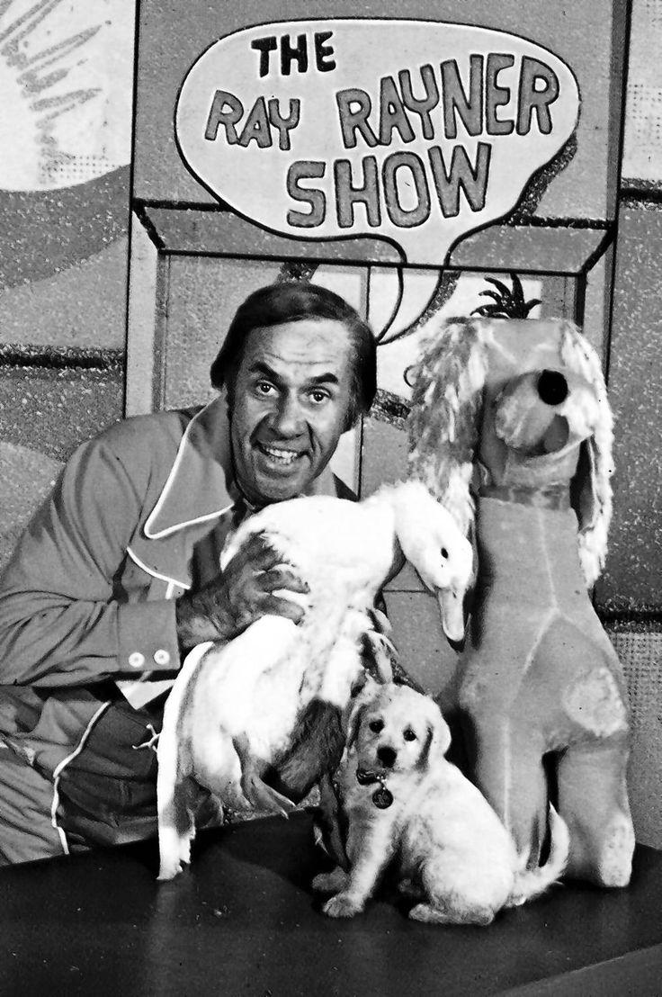 The Ray Rayner Show (Chicago TV Nostalgia, Day 17).
