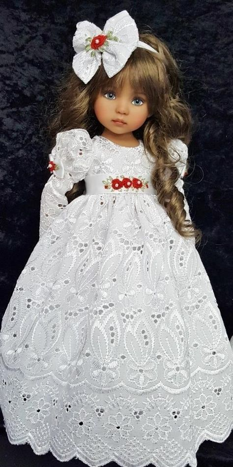 527 best Hair Bows/Dolls images on Pinterest
