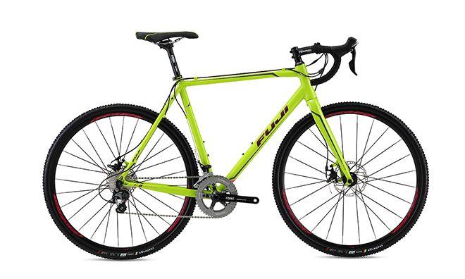 Fuji Bikes | ROAD | CYCLOCROSS SERIES | CROSS 1.5